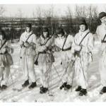 1:a grupp andra pluton i Kiruna