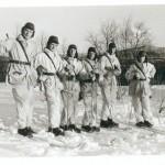 1:a grupp på andra pluton i Kiruna