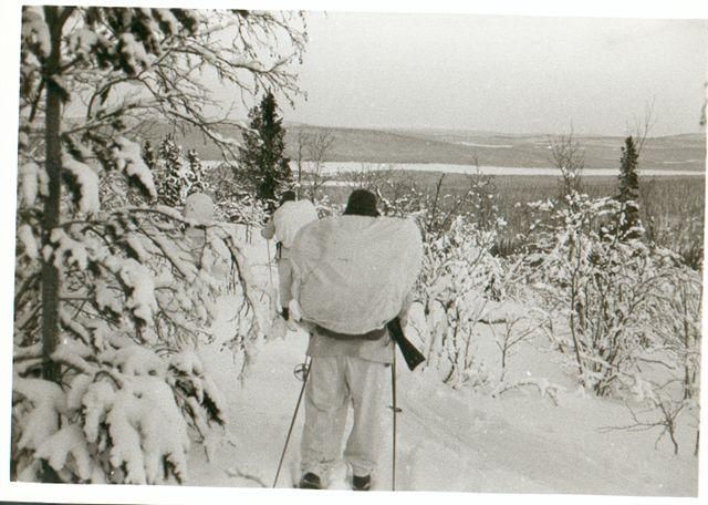Vinterutbildning i Kiruna