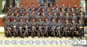 FJS första pluton 1970/71