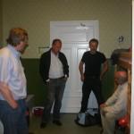 FJS-dag 2008, möte på Gula Villan