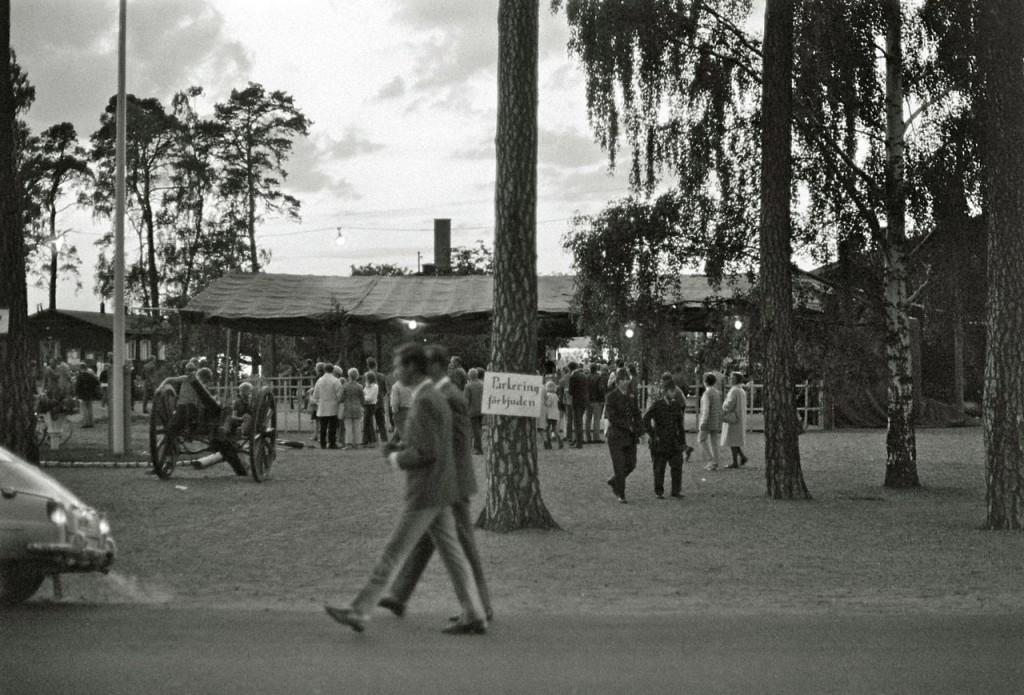 FJS-dag 1970, Bild från Kilander